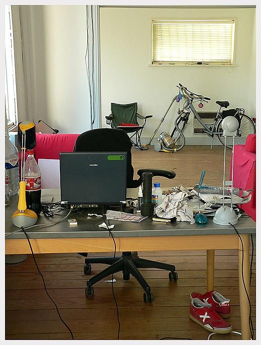 アーロンチェアがある部屋・オフィスの雰囲気画像まとめ1009