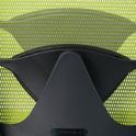 オカムラコンテッサ ランバーサポート調整