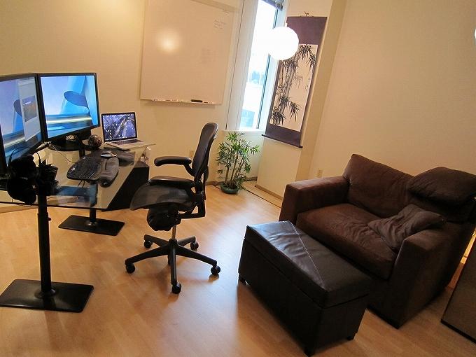 アーロンチェアがある部屋・オフィスの雰囲気画像まとめ1003
